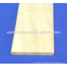 Venetian blind parts / Venetian blind components/ Wood slat
